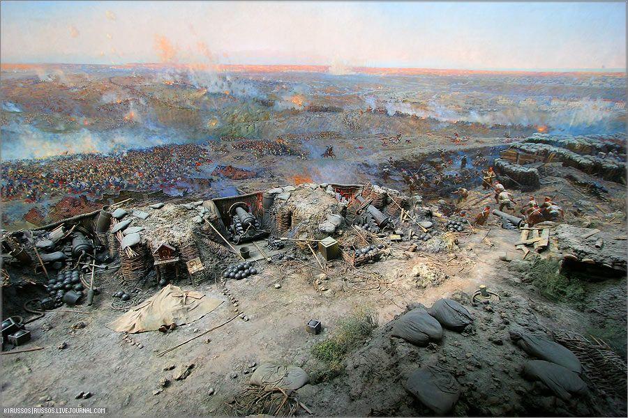 """Панорама """"Оборона Севастополя"""" (15 фото + текст)"""
