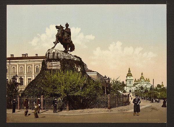 Киев начала ХХ века (22 фото)