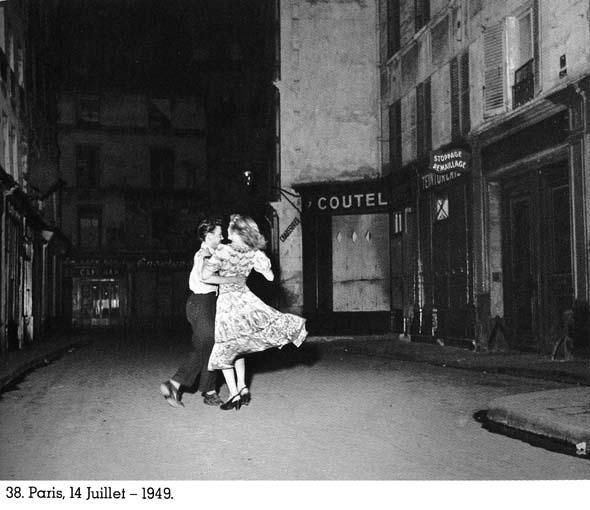 Классные фотографии Robert Doisneau (73 штуки)