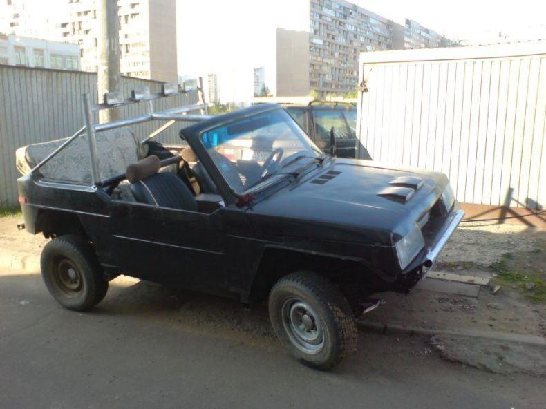 Тюнинг по-русски (5 фото)