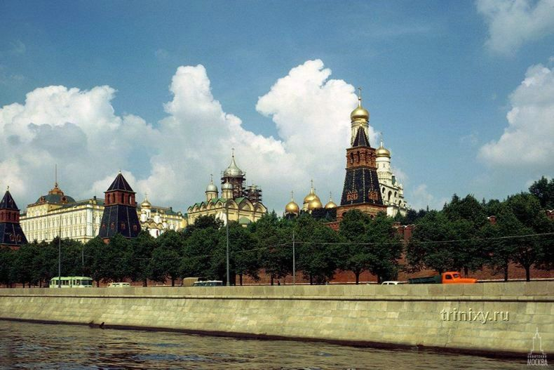 Советская Москва (86 фото)
