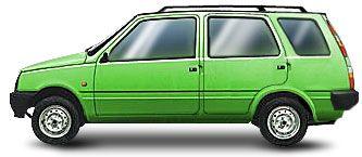 Тюнингованные автомобили