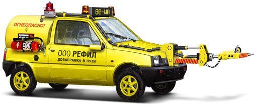 """Тюнингованные автомобили """"ОКА"""" (102 картинки)"""