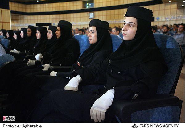 Иранские женщины (23 фото)
