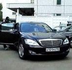 Машина Димы Билана