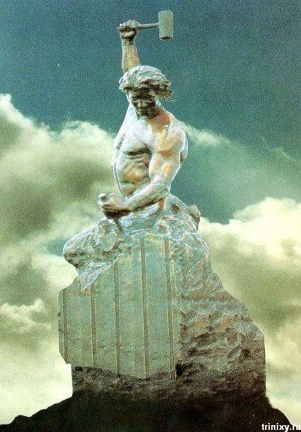 Странные скульптуры (30 фото)
