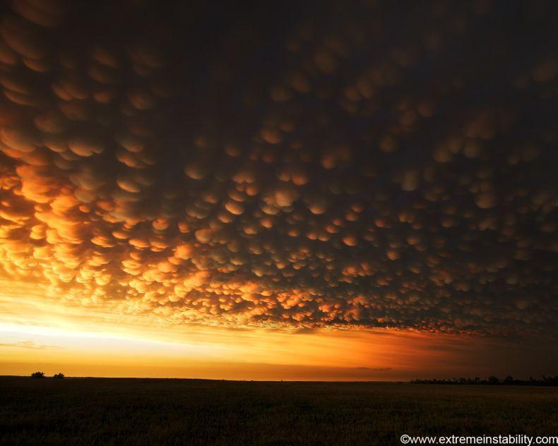 Невероятно красивые облака (41 фото)