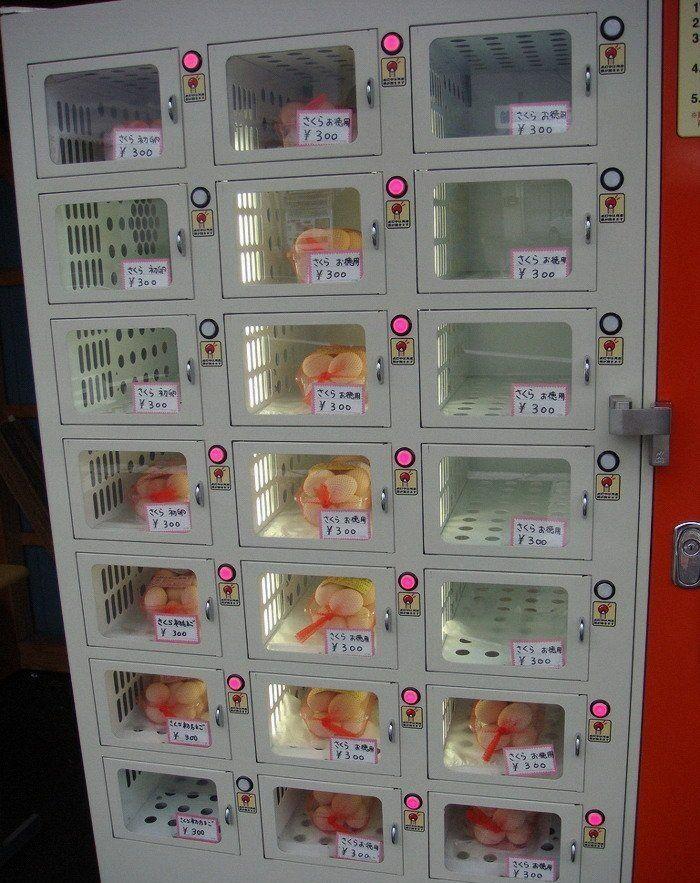 Японская автоматика (14 фото)