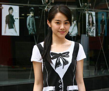 красивые китаянки фото