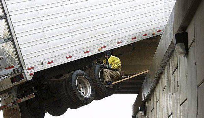 Большая подборка автомобильных происшествий (104 фото)