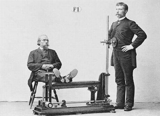 Фитнес в 19 веке (8 фото)