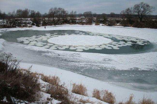 Удивительное рядом. Неправильный лед (8 фото)