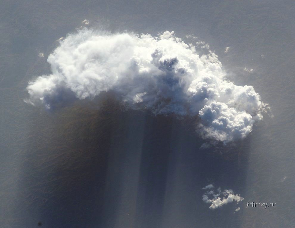 Невероятные по красоте фотографии, сделанные из Шаттла (15 фото)