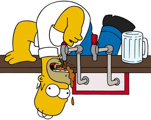 Подборка Гомера Джей Симпсона (61 картинка)