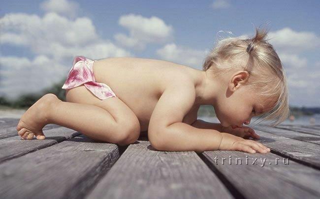 Море позитива! Забавные малыши (150 фото)