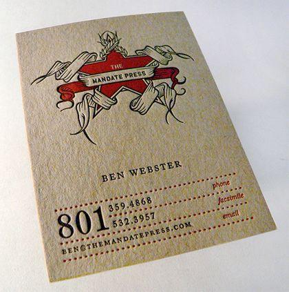 Самые необычные визитки (74 Фото)