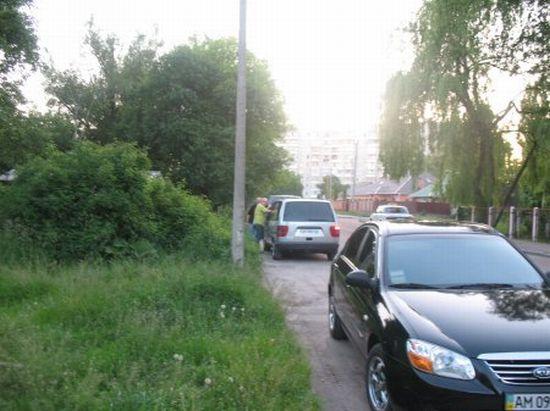 Ментовский беспредел в Житомире. Хронология событий (30 фото)