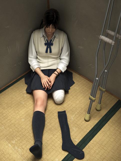 Японский жесткач не для слабонервных (26 картинок)