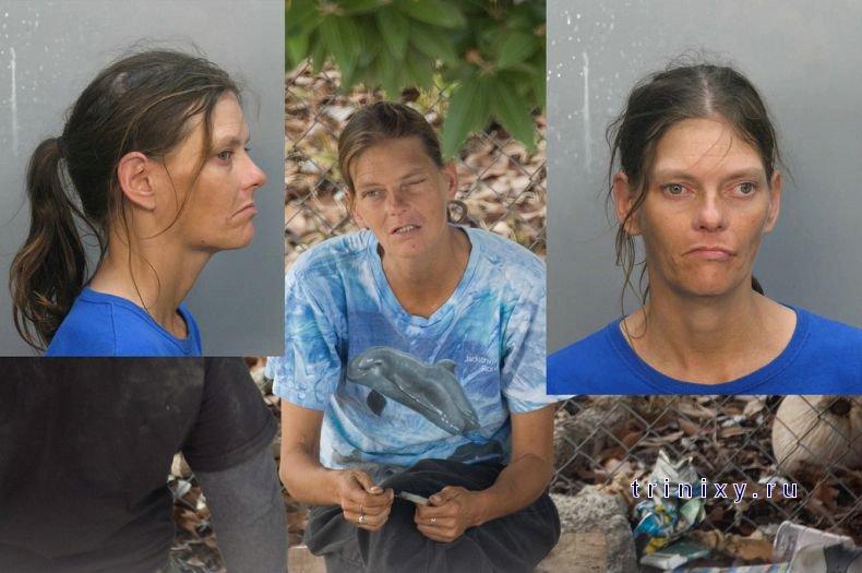 Жесть дня. Проститутки-наркоманки или странное хобби одного чудака (29 фото)