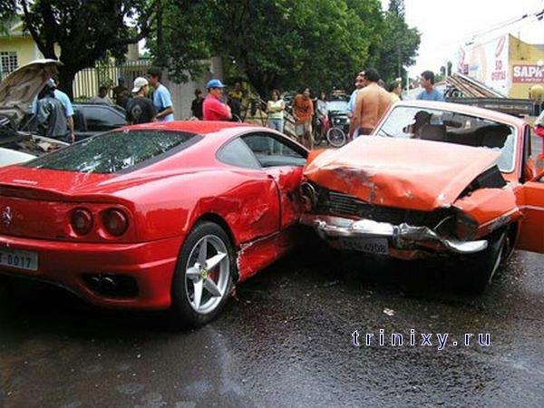 Самый жадный владелец Ferrari в мире (6 фото)