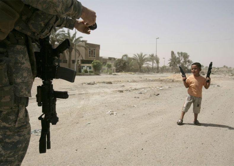 Немного фотографий из жизни Ирака (16 штук)
