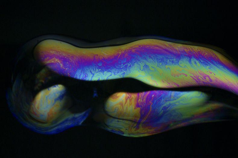 Обалденные фото пузырей от Jason Tozer (22 штуки)