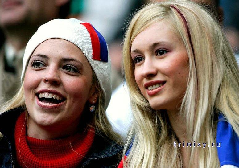 Фанатки на ЧЕ-2008 (87 фото)