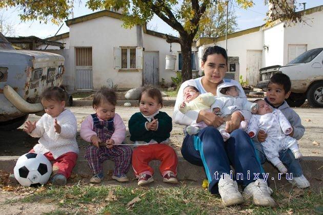 Мать-героиня (5 фото)