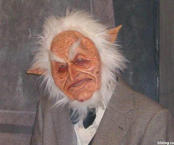 Страшные киношные маски (19 фото)
