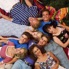 Беверли Хиллз 90210. Тогда и сейчас (13 фото)