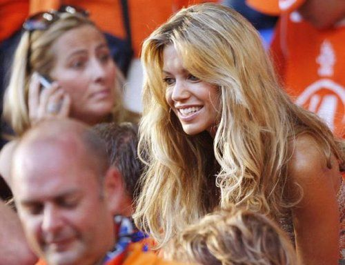 Вторые половинки футболистов Евро - 2008 (36 фото)