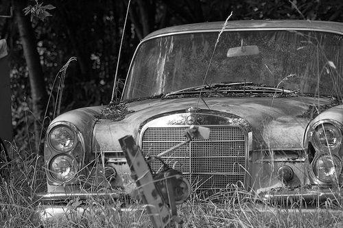 Суперкары на пенсии (200 фото)