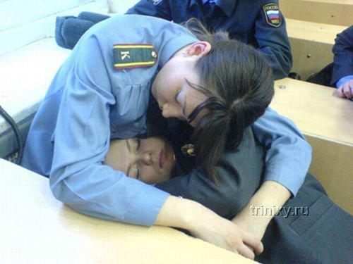Короткий сказ о трудовых буднях (9 фото)