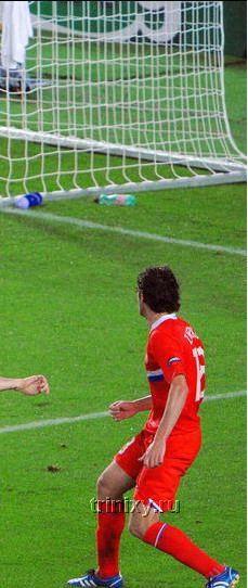 Ночь несбывшихся надежд. Россия - Испания 0:3 (35 фото)