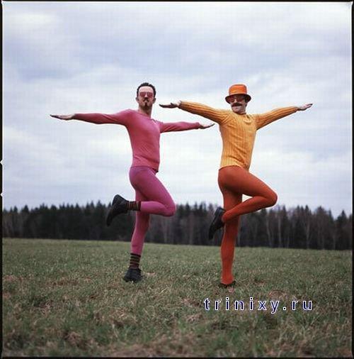 Странные люди (55 фото)