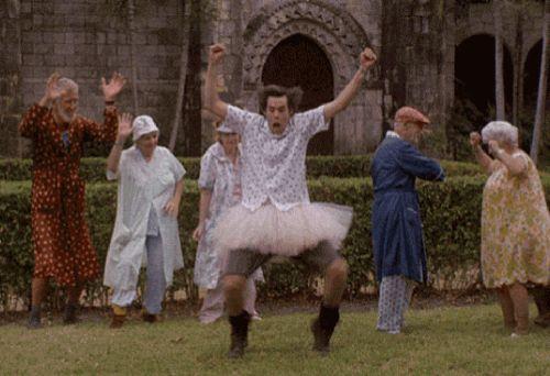 Пятница!!! Танцуют все!!!