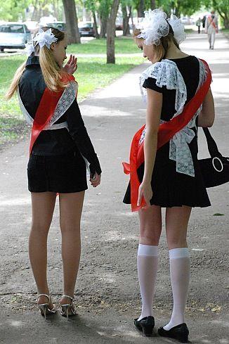 Выпускницы 2008. Заключительная часть (45 фото)