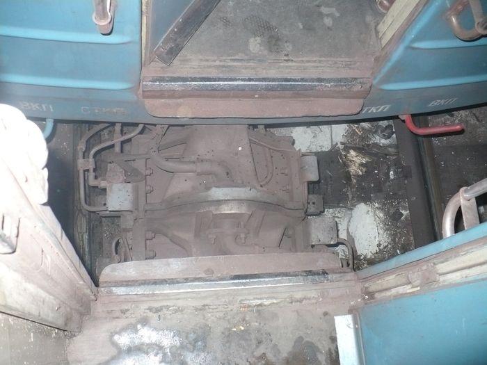 Рассказ очевидца о том, как в Московсом метро поезд сошел с рельс (20 фото + текст)