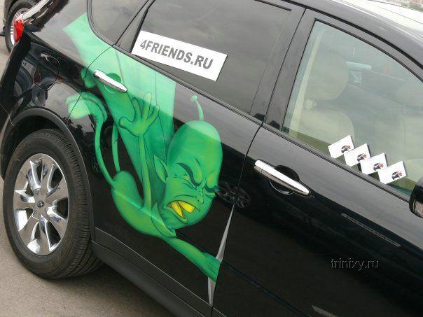 """Выставка """"АЭРОГРАФ 2008"""" (78 фото)"""