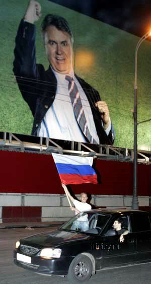 Приключения голландца в России (16 фото)