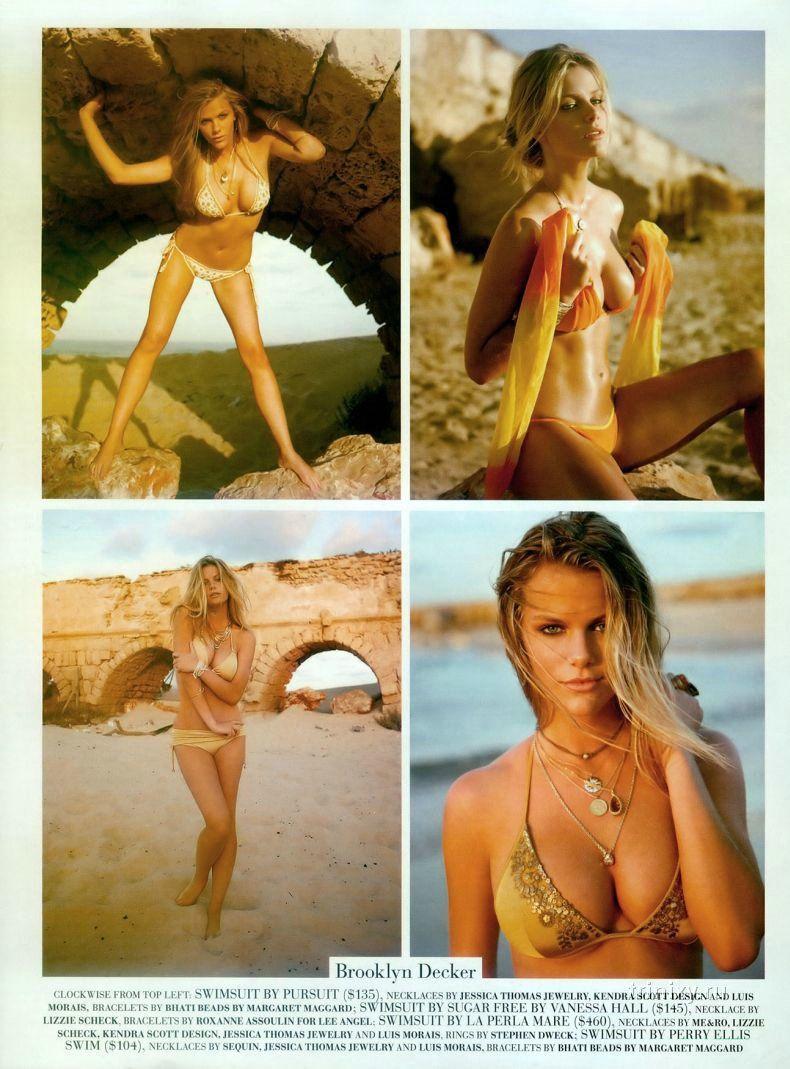 Модные бикини лета 2008 от Sports Illustrated (79 фото)