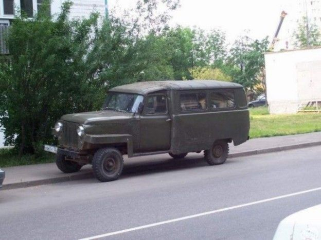 Кулибин-тюнинг (76 фото)