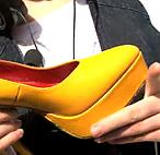 Где нужно носить такие туфли?