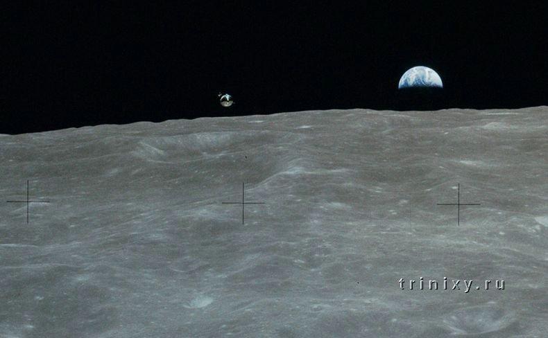 Лучшие фотографии NASA (50 штук)