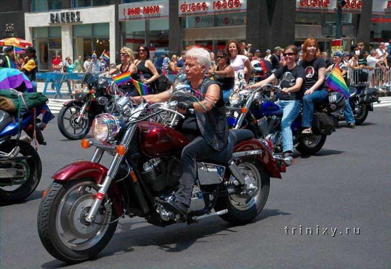 Прайд-парад - 2008 (60 фото)