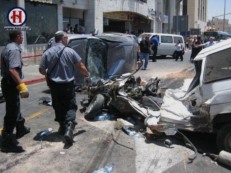Жесть. Теракт в Израиле (58 фото + видео)