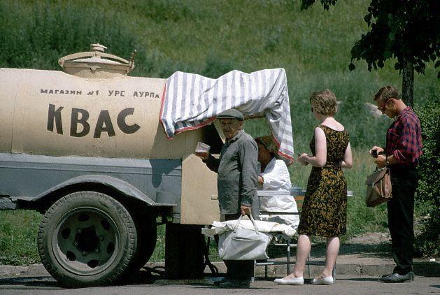 СССР 60-х в фотографиях Дина Конгера (30 фото)