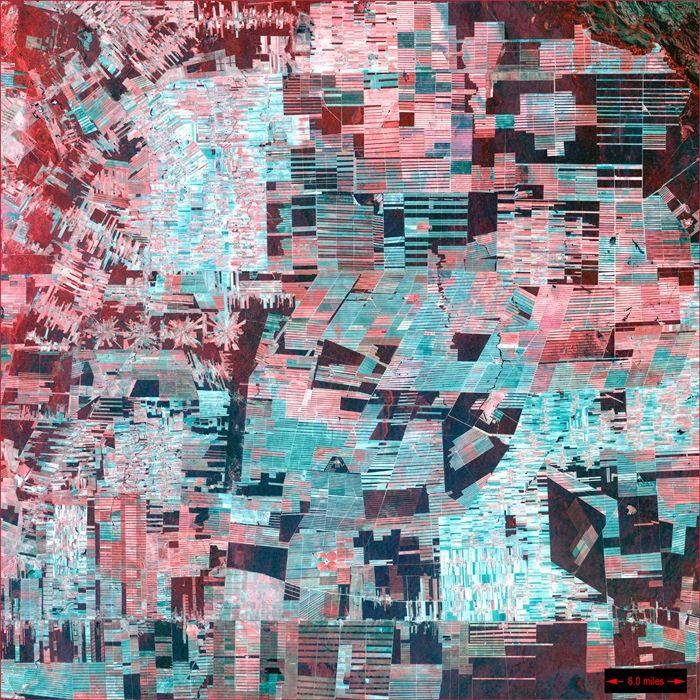 Фотографии Земли, сделанные со спутников NASA (15 штук)