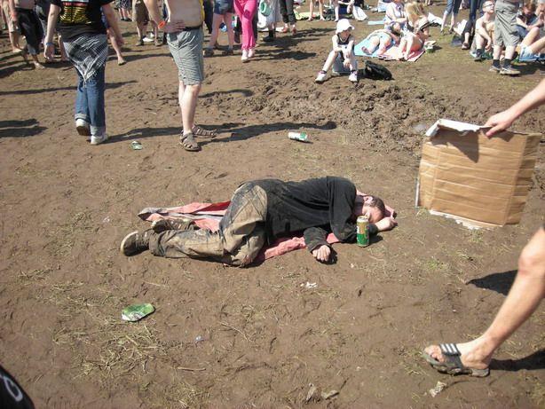 """Фестиваль """"Нашествие-2008"""" (63 фото)"""