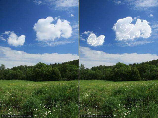 Вау! Тонна креатива (57 фото)